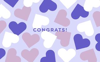 gift card - congrats